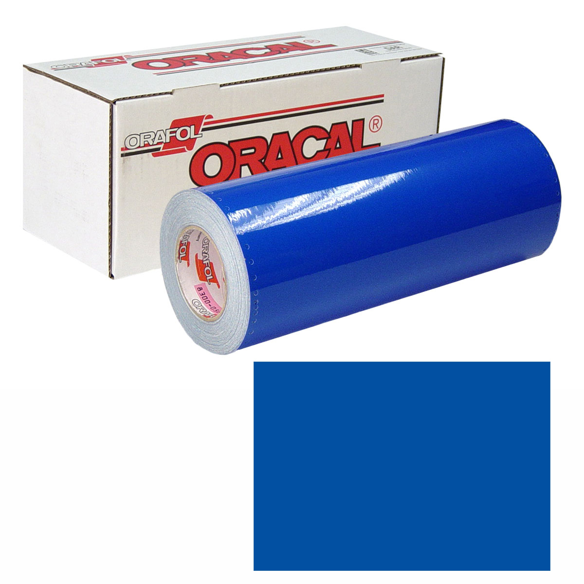ORACAL 631 Unp 30In X 50Yd 098 Gentian