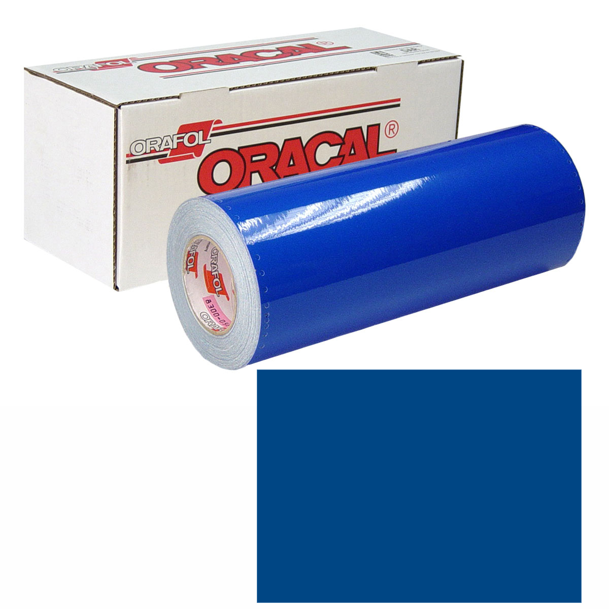 ORACAL 631 Unp 48in X 50yd 051 Gentian Blue
