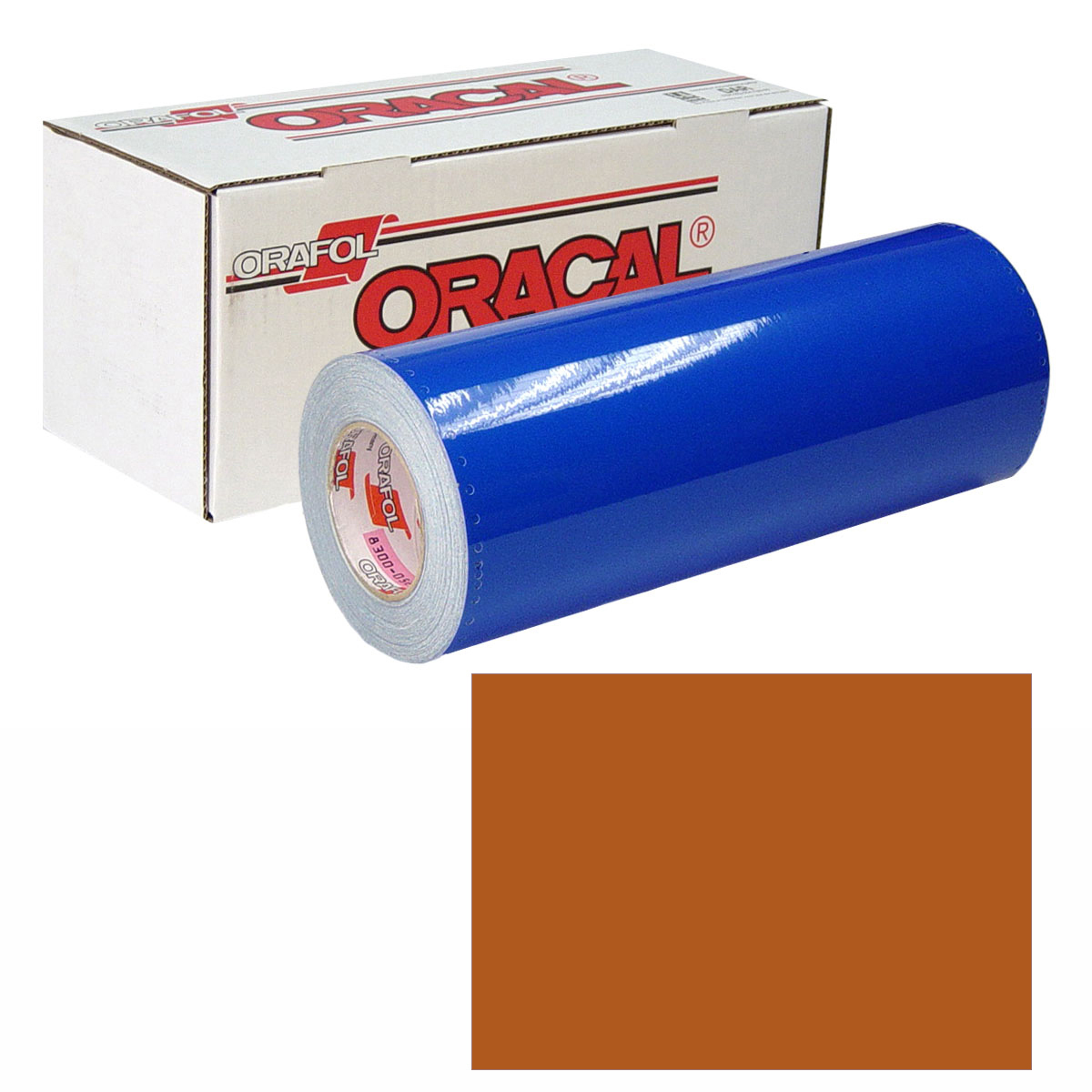 ORACAL 631 Unp 48in X 50yd 083 Nut Brown