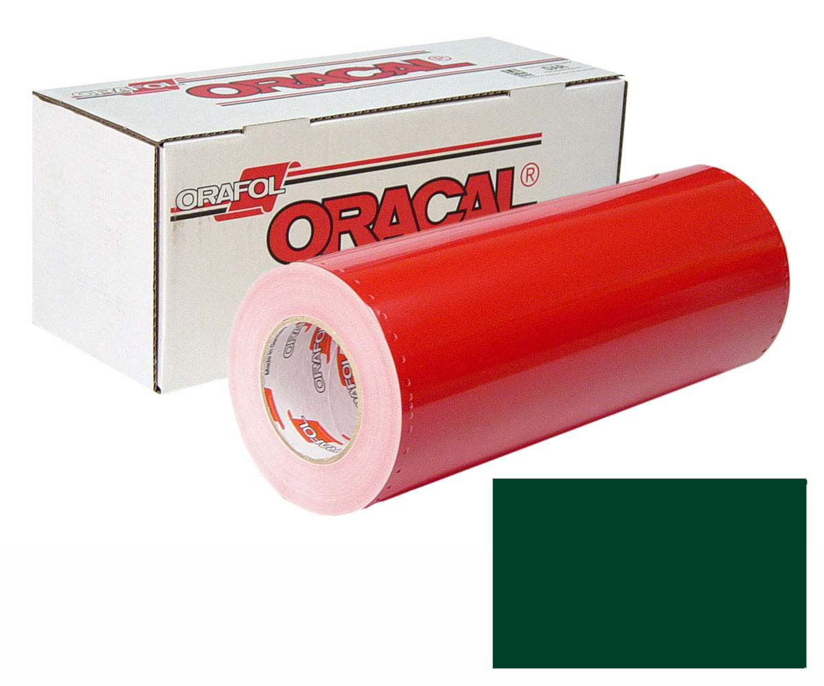 ORACAL 341 15in X 50yd 060 Dark Green