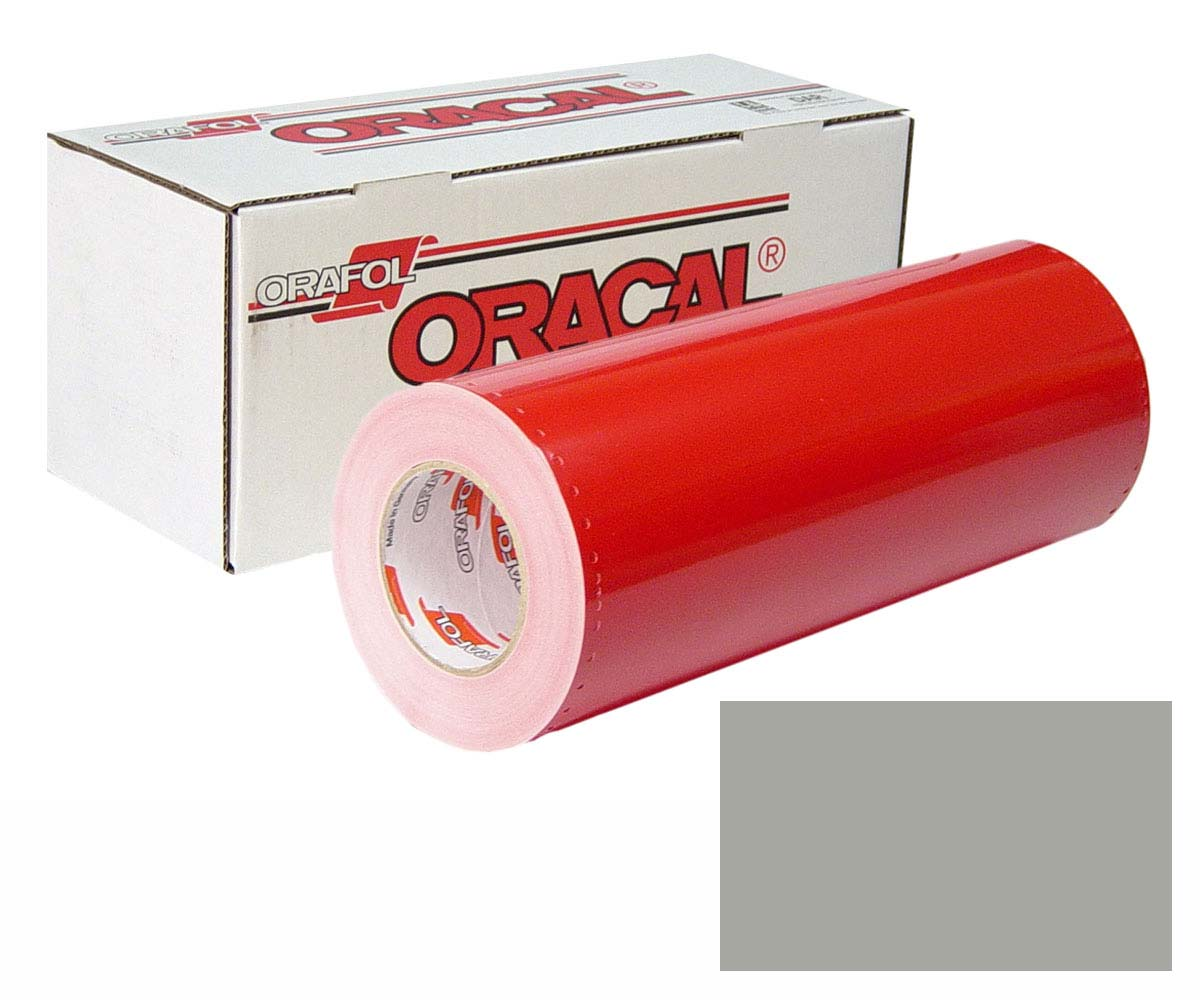 ORACAL 341 15In X 50Yd 090 Silver Grey Metall