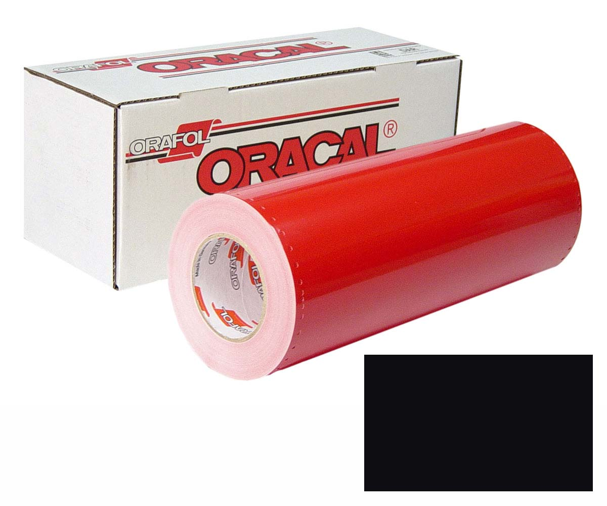 ORACAL 341 24in X 50yd Unp 070 Black