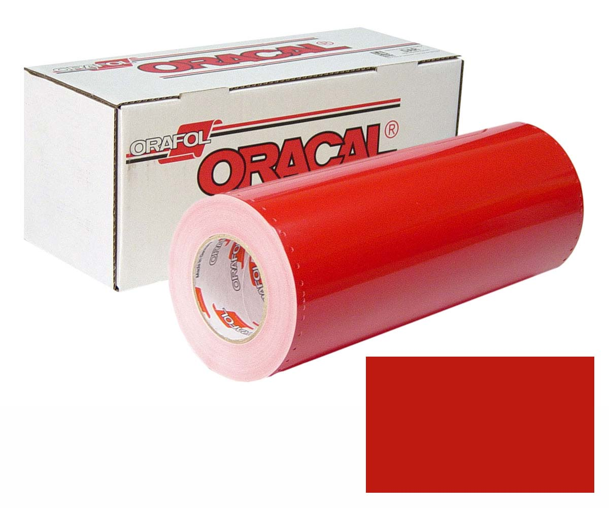 ORACAL 341 24in X 50yd Unp 032 Light Red