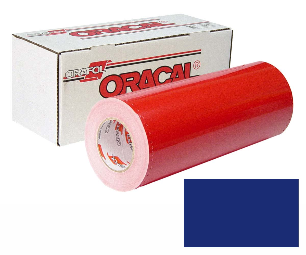 ORACAL 341 24in X 50yd Unp 049 King Blue