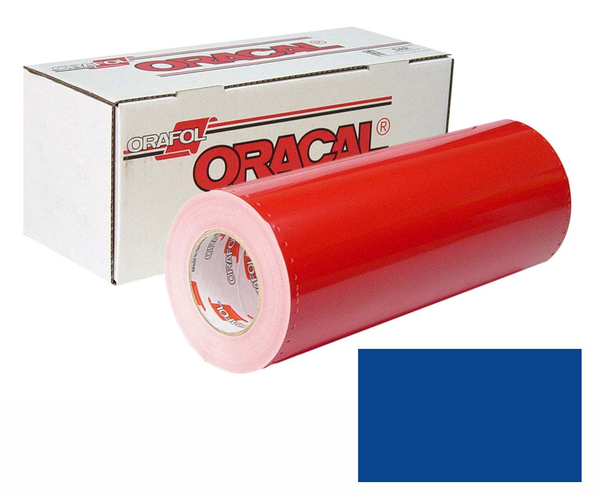 ORACAL 341 24in X 50yd Unp 057 Traffic Blue