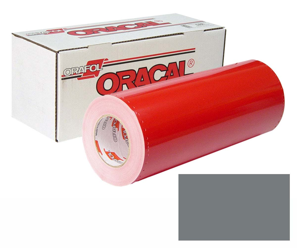 ORACAL 341 24in X 50yd Unp 071 Grey