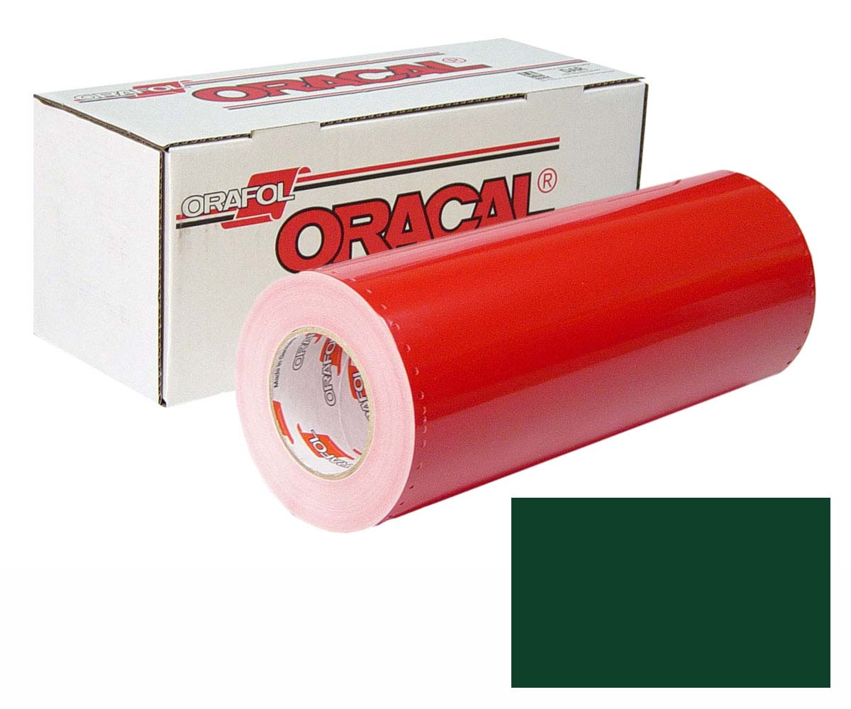 ORACAL 341 30in X 50yd Unp 060 Dark Green