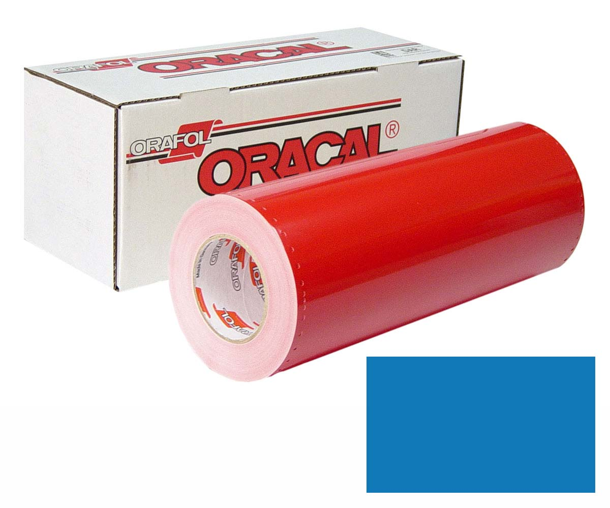 ORACAL 341 48in X 50yd Unp 084 Sky Blue