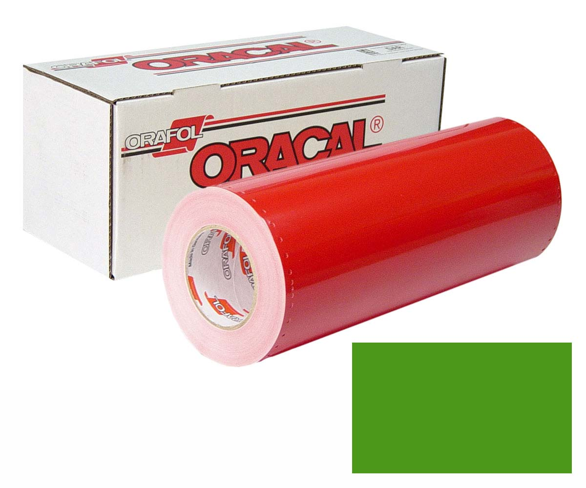 ORACAL 341 48In X 50Yd Unp 064 Yellow Green