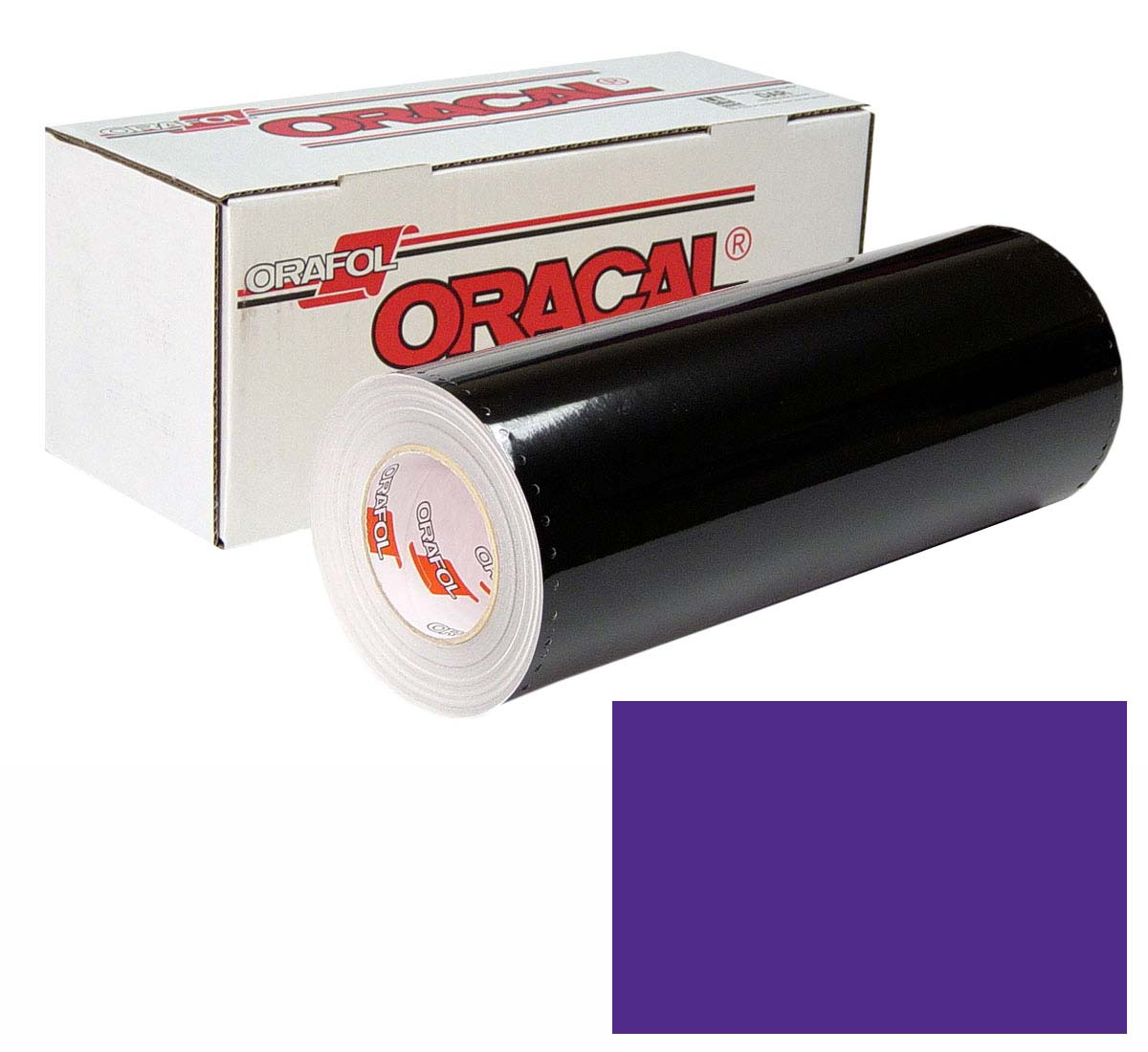 ORACAL 651 15In X 10Yd 404 Purple