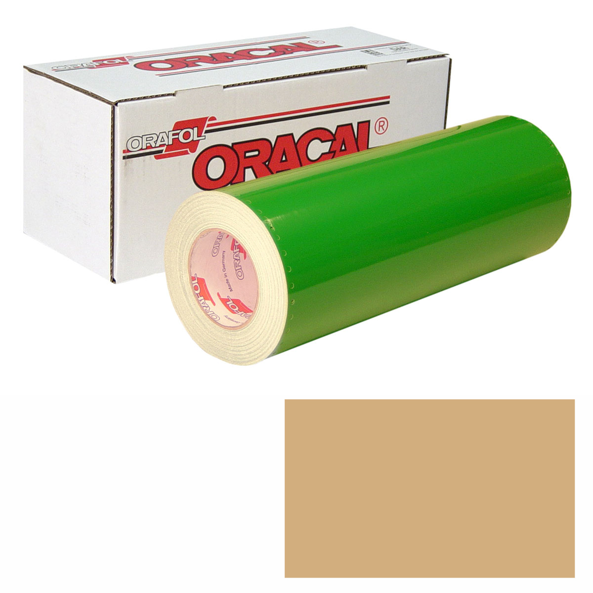 ORACAL 751 15In X 50Yd 081 Light Brown