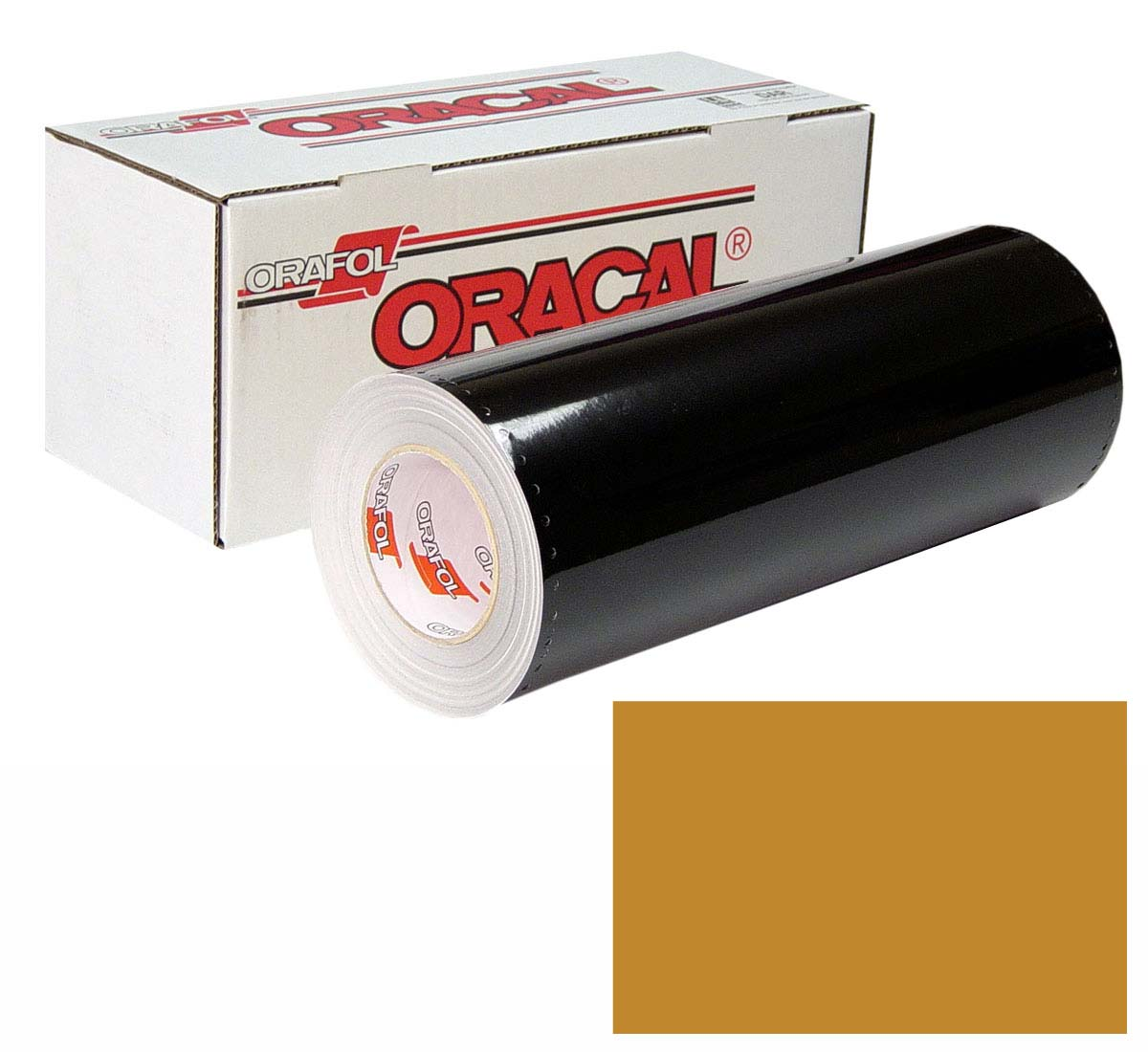 ORACAL 631 Unp 24In X 10Yd 092 Copper Met