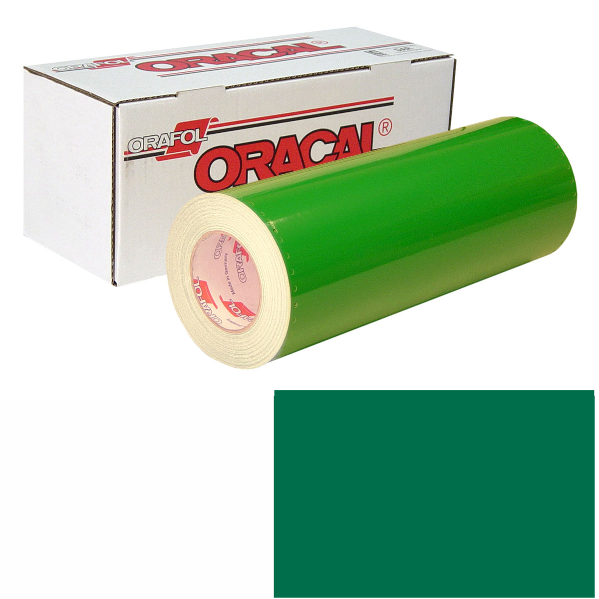 ORACAL 651 Unp 24In X 50Yd 613 Forest Green
