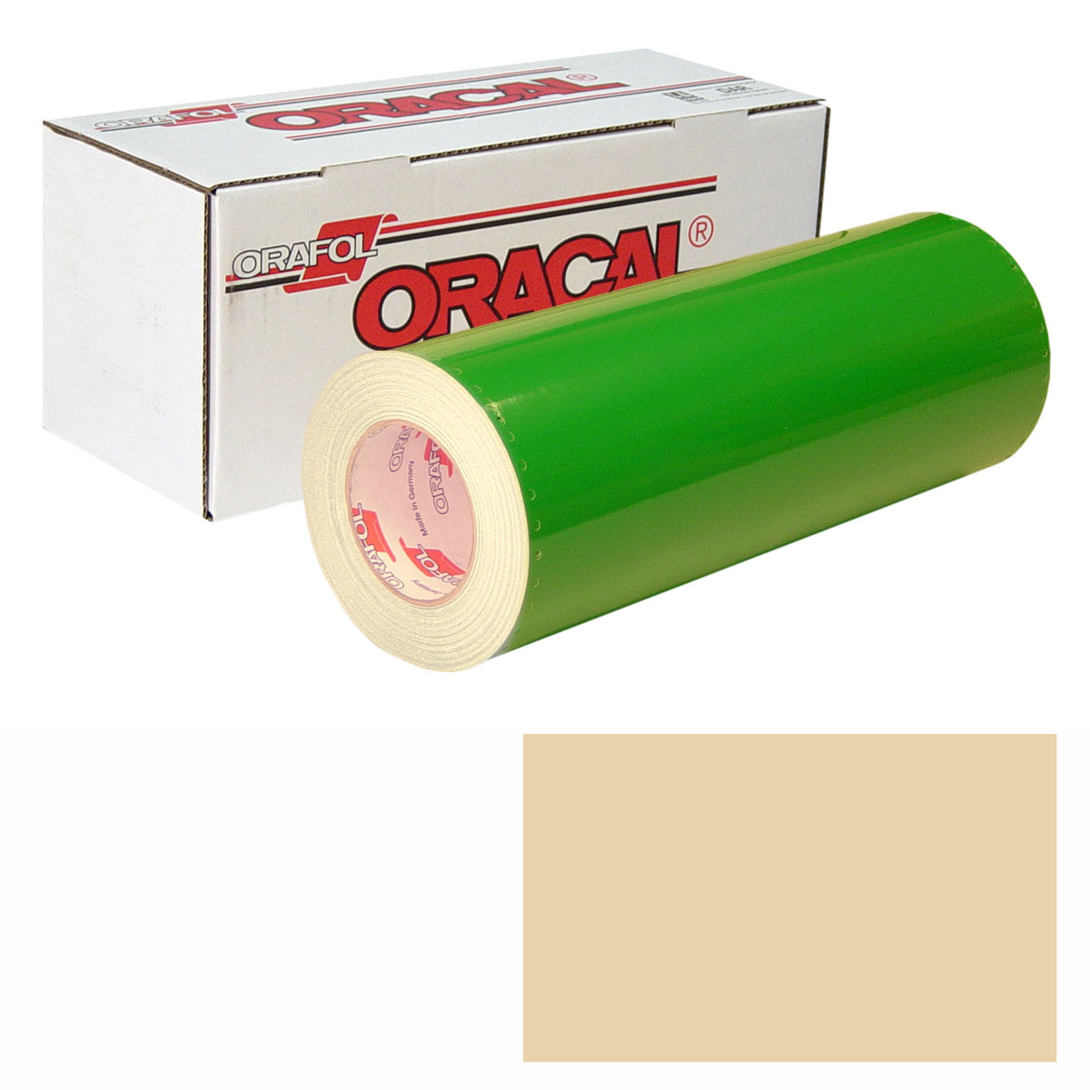 ORACAL 651 Unp 24in X 50yd 082 Beige