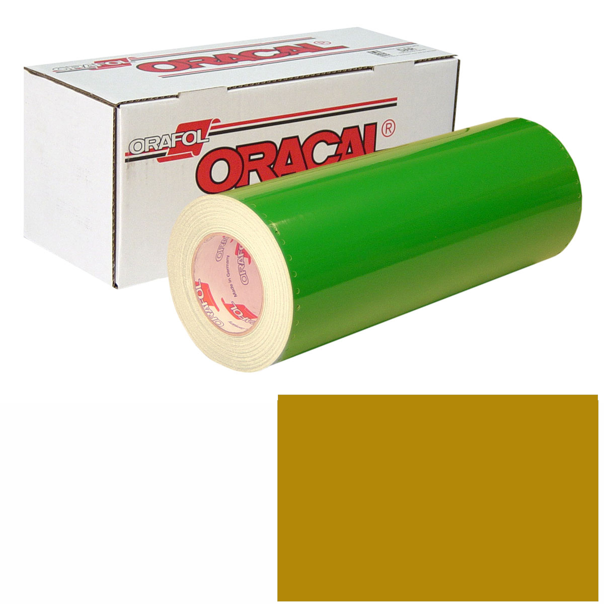 ORACAL 651 Unp 24in X 50yd 091 Gold