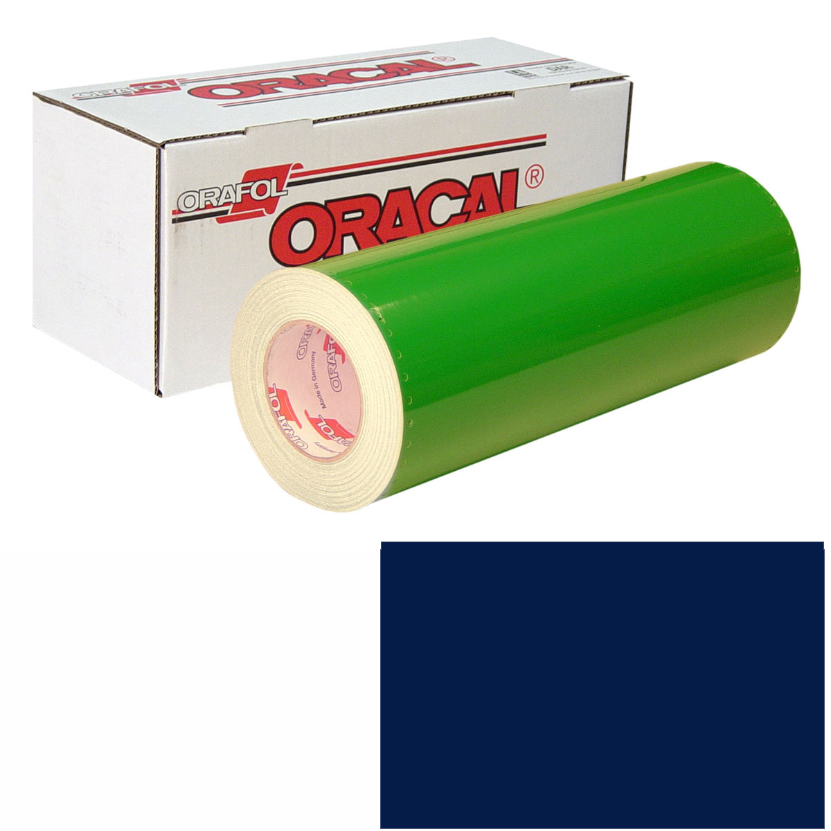 ORACAL 651 Unp 24in X 50yd 518 Steel Blue