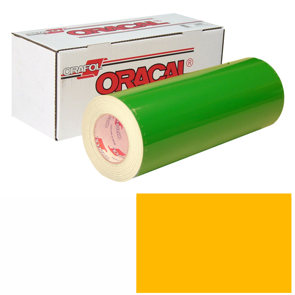 ORACAL 651 30in X 50yd 020 Golden Yellow