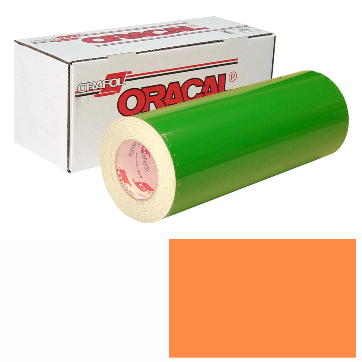 ORACAL 651 30In X 50Yd 036 Light Orange