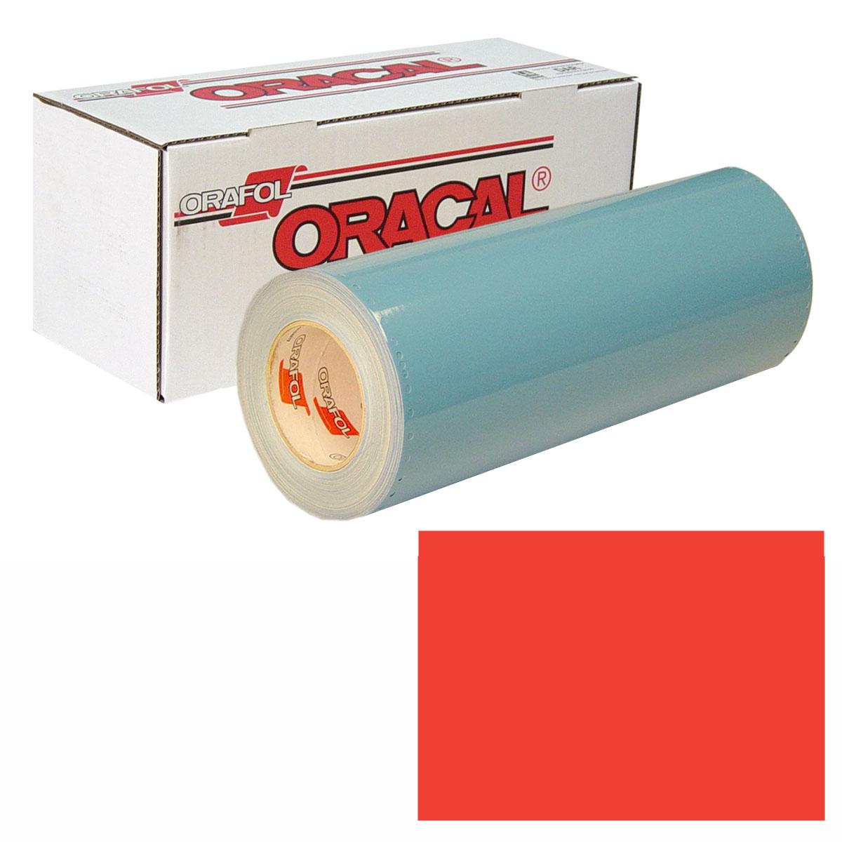 Buy Oracal 951 Unp 48in X 50yd 326 Signal Red
