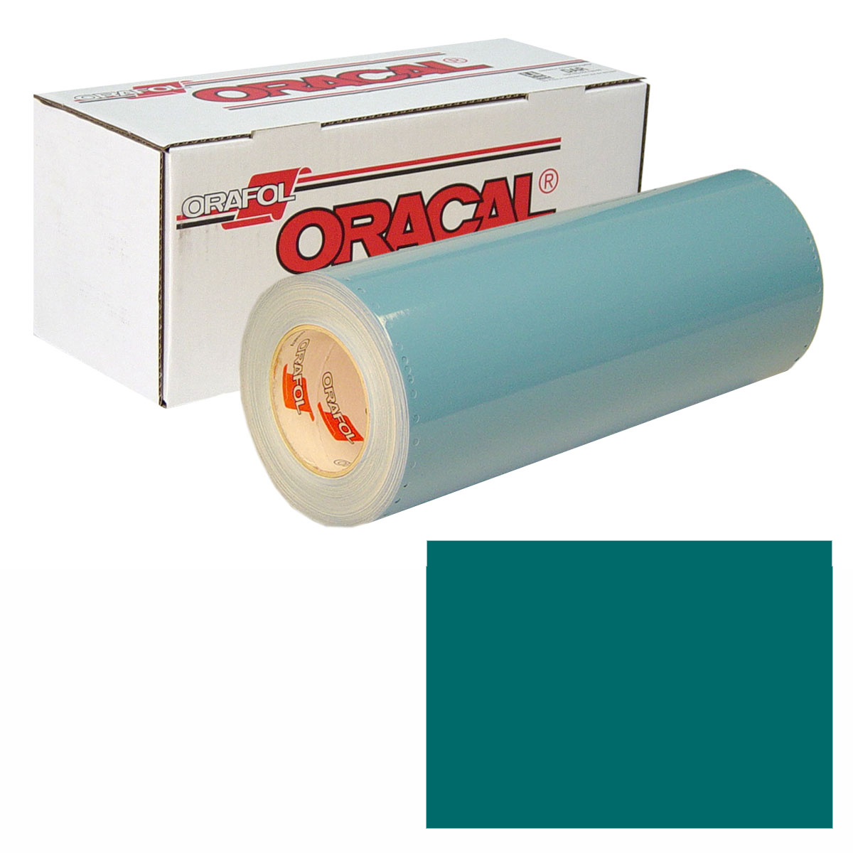 ORACAL 751 Unp 24In X 50Yd 608 Petrol