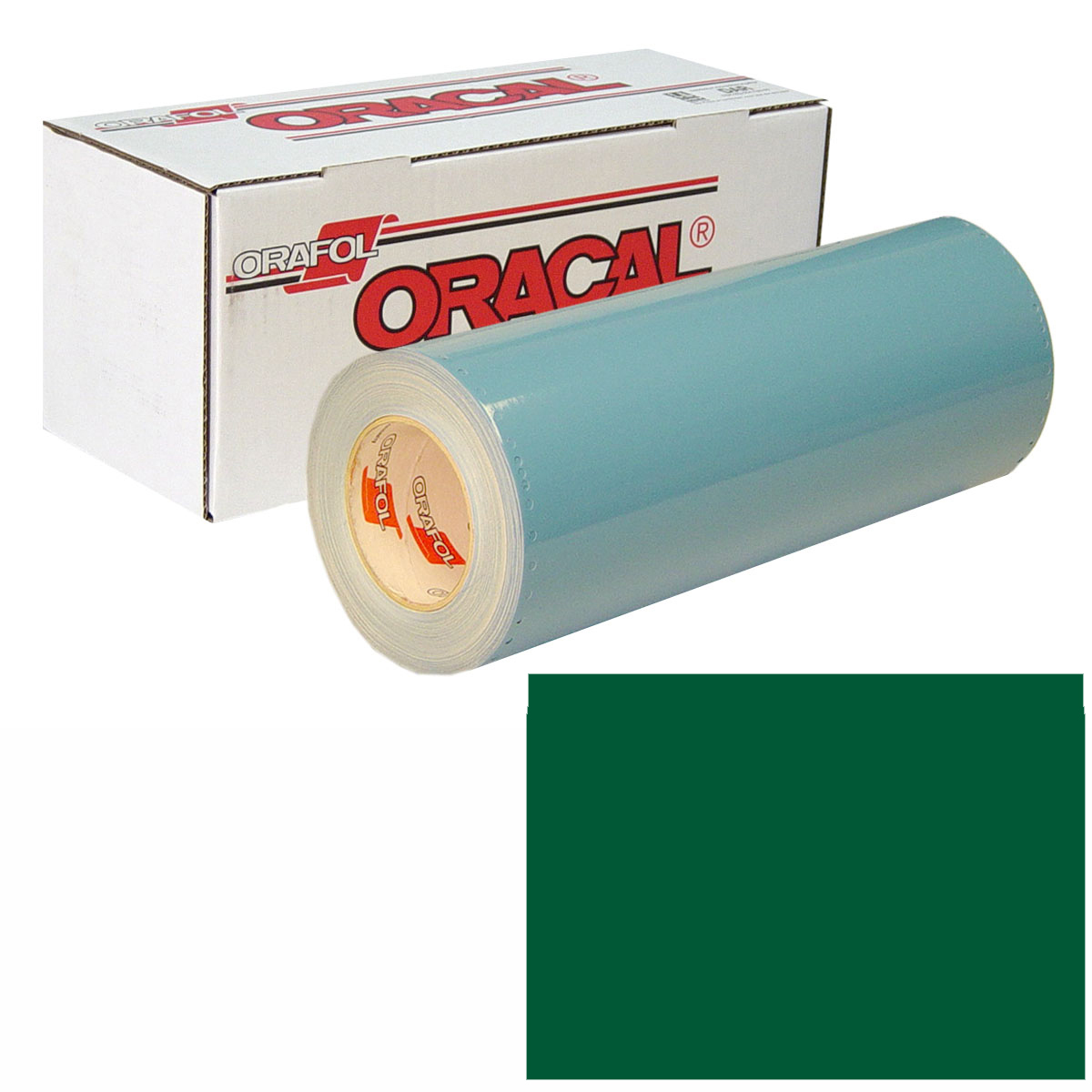 ORACAL 751 15In X 10Yd 060 Dark Green