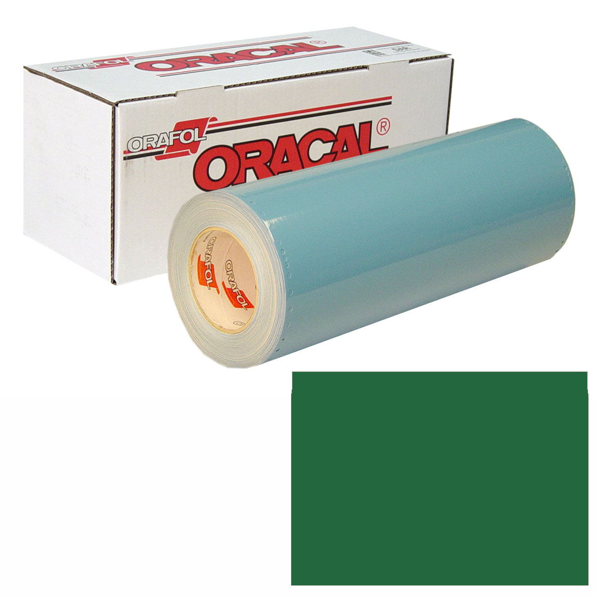 ORACAL 751 15In X 50Yd 078 Foliage Green