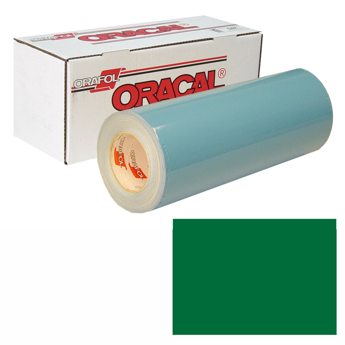 ORACAL 751 Unp 24In X 10Yd 617 Emerald