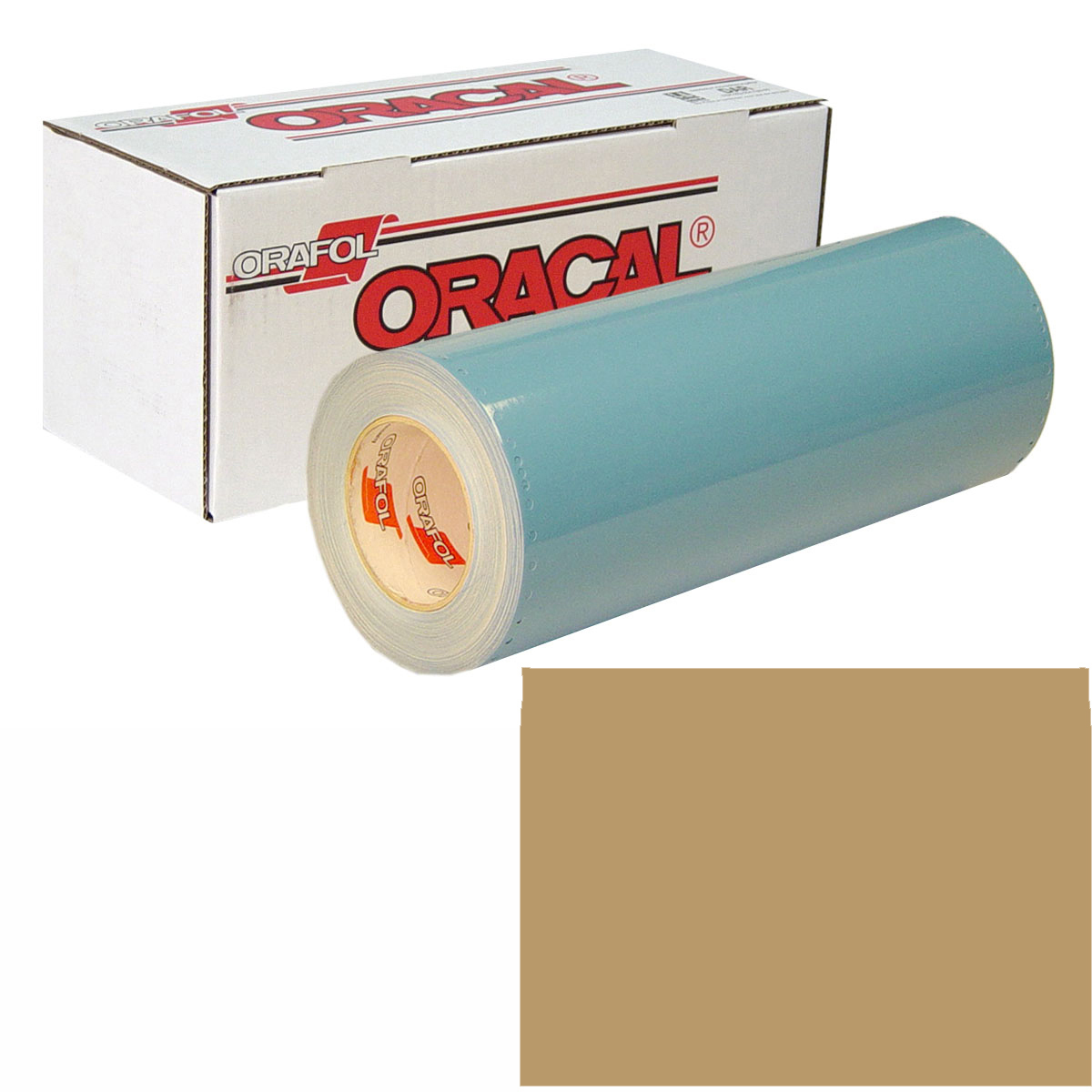 ORACAL 751 15in X 10yd 930 Gold Metallic
