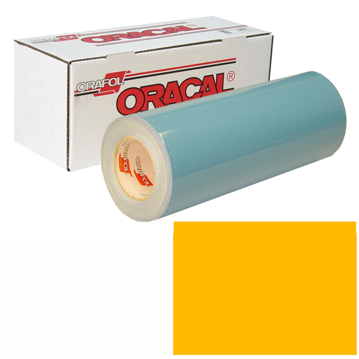 ORACAL 751 15In X 50Yd 020 Golden Yellow