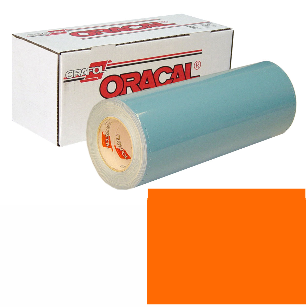 ORACAL 751 15in X 50yd 034 Orange