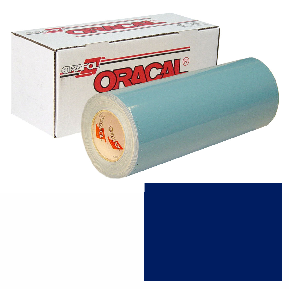 ORACAL 751 15in X 50yd 537 Deep Blue