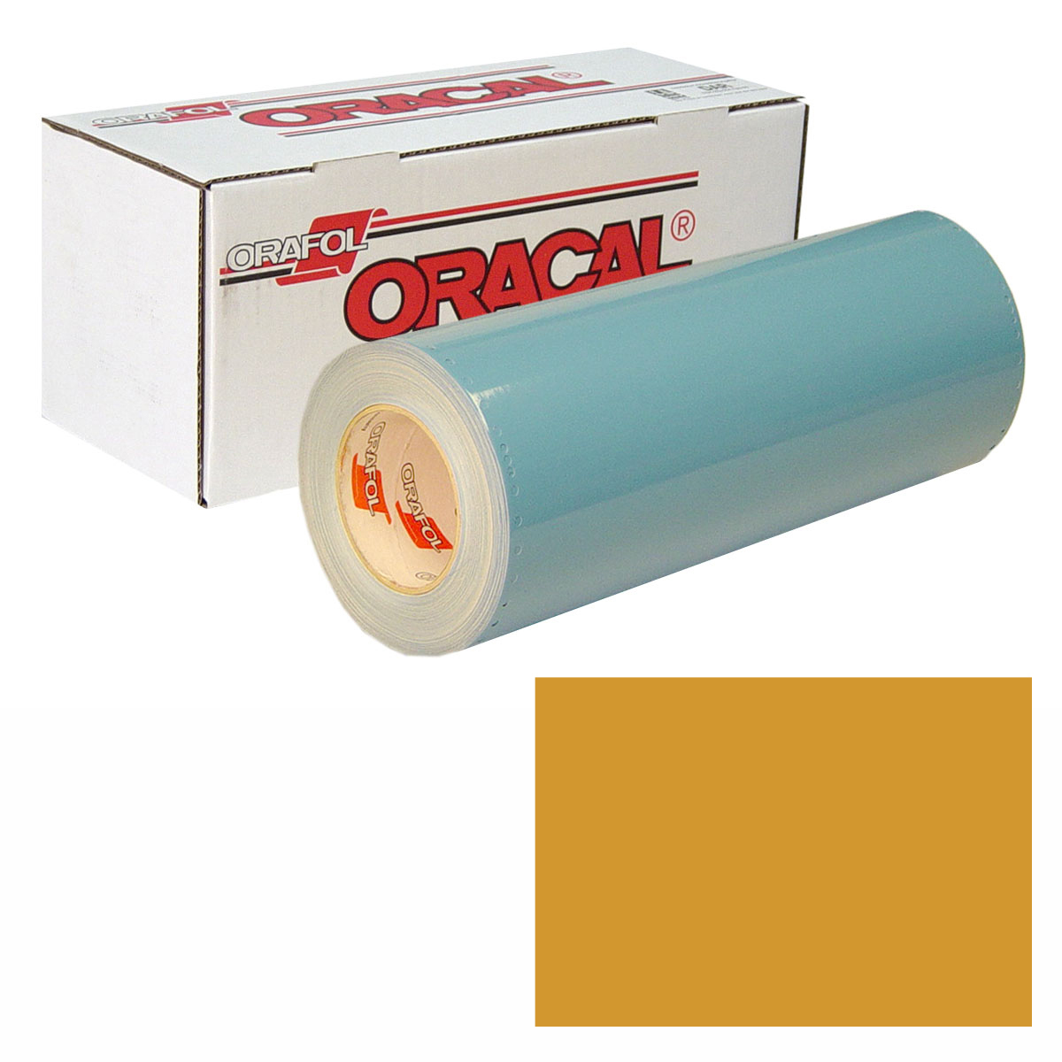 ORACAL 751 15in X 50yd 824 Imitation Gold