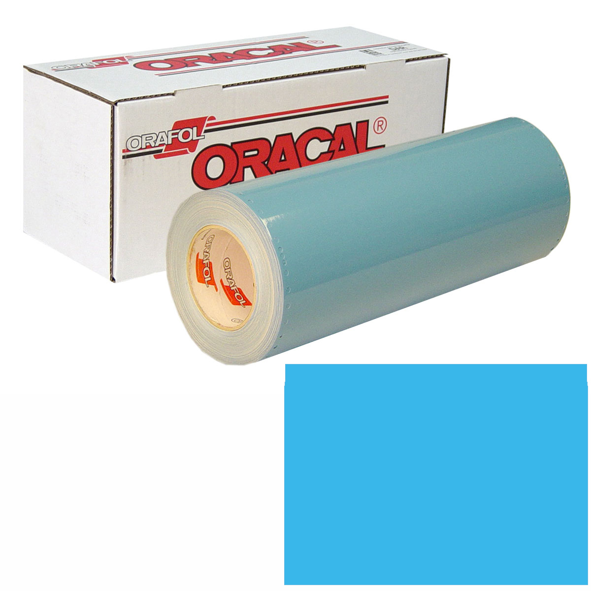ORACAL 751 15in X 50yd 056 Ice Blue