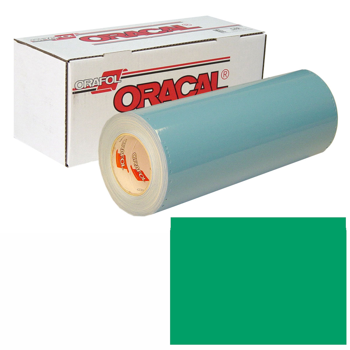 ORACAL 751 Unp 24In X 10Yd 068 Grass Green