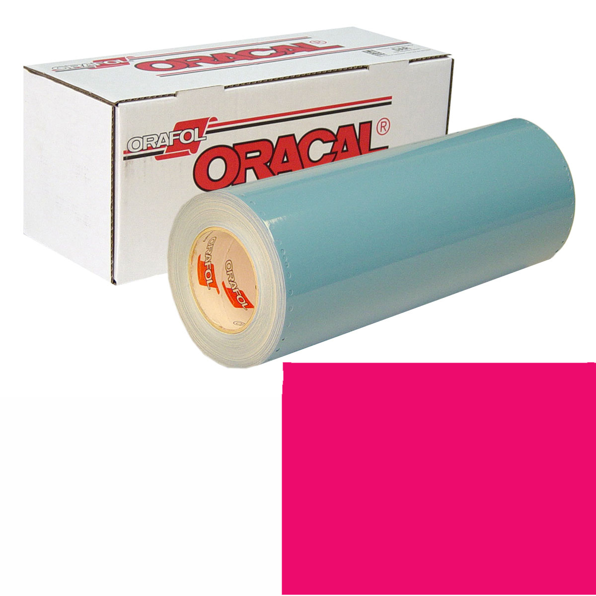 ORACAL 751 Unp 24in X 50yd 041 Pink