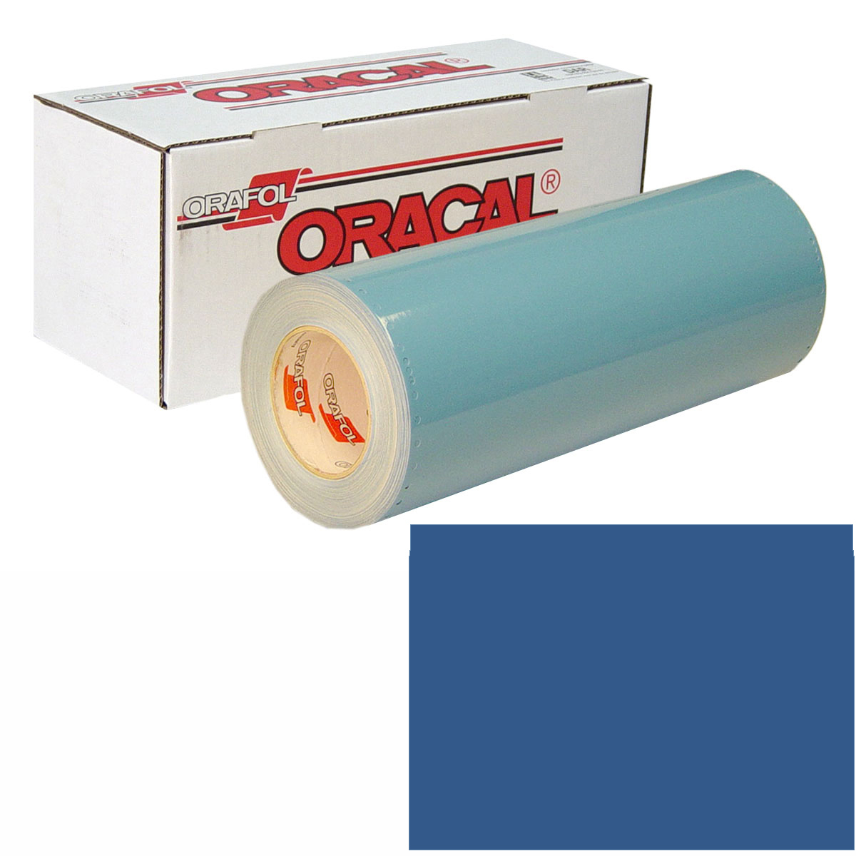 ORACAL 751 Unp 24In X 50Yd 050 Dark Blue