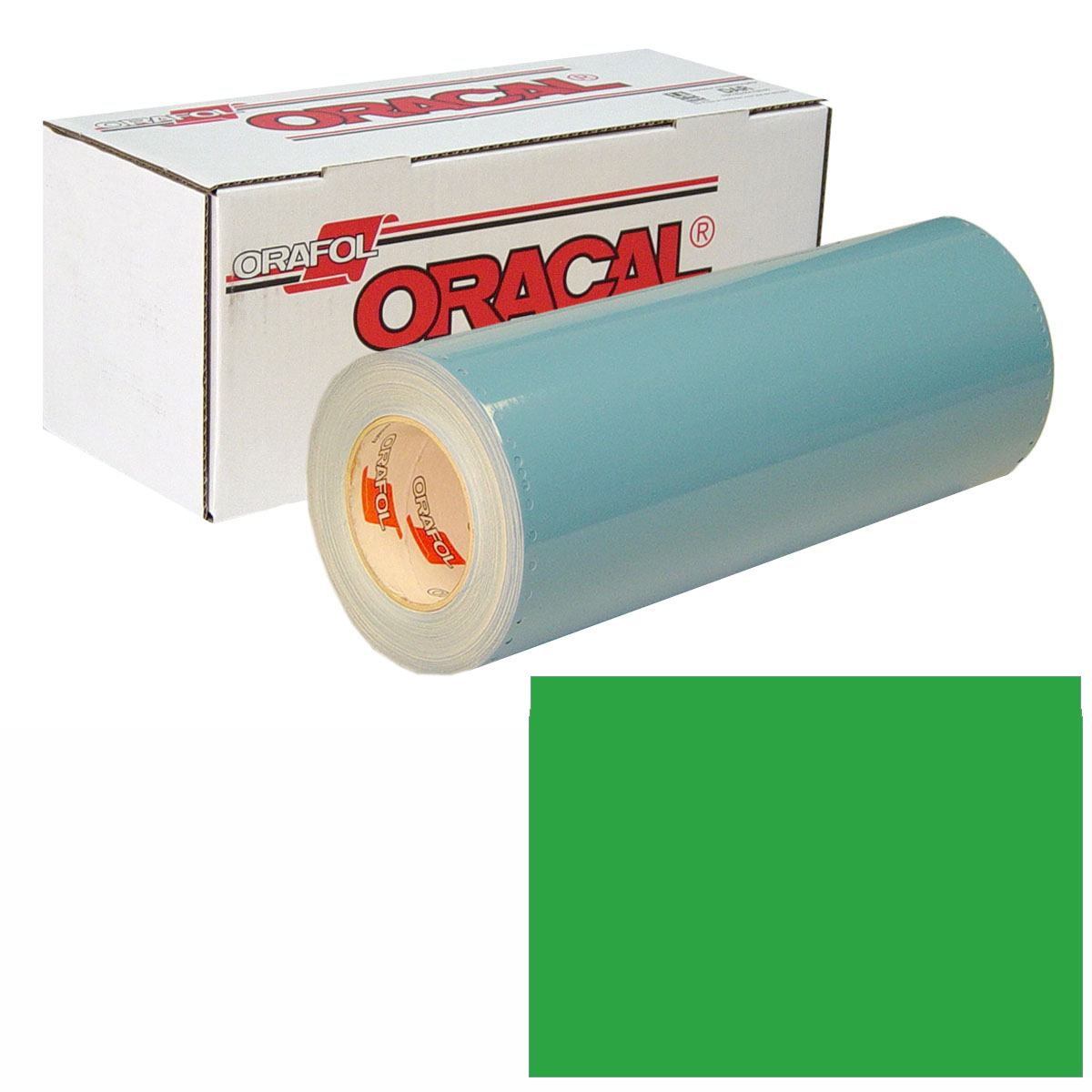 ORACAL 751 Unp 24in X 50yd 064 Yellow Green
