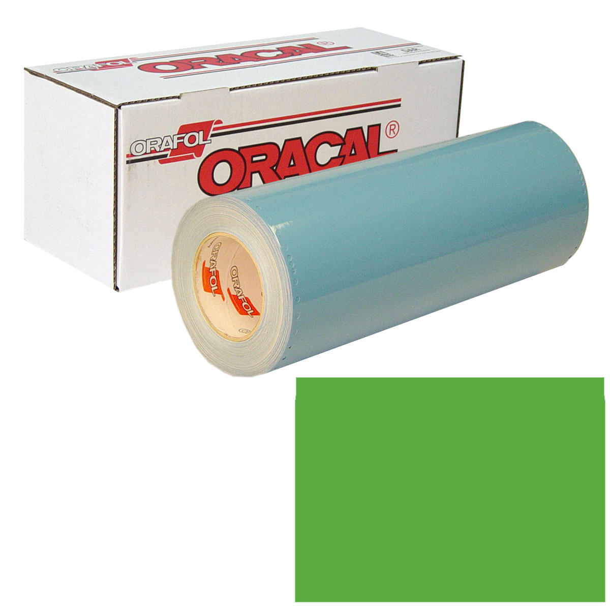 ORACAL 751 Unp 24In X 50Yd 063 Lime-Tree Gree