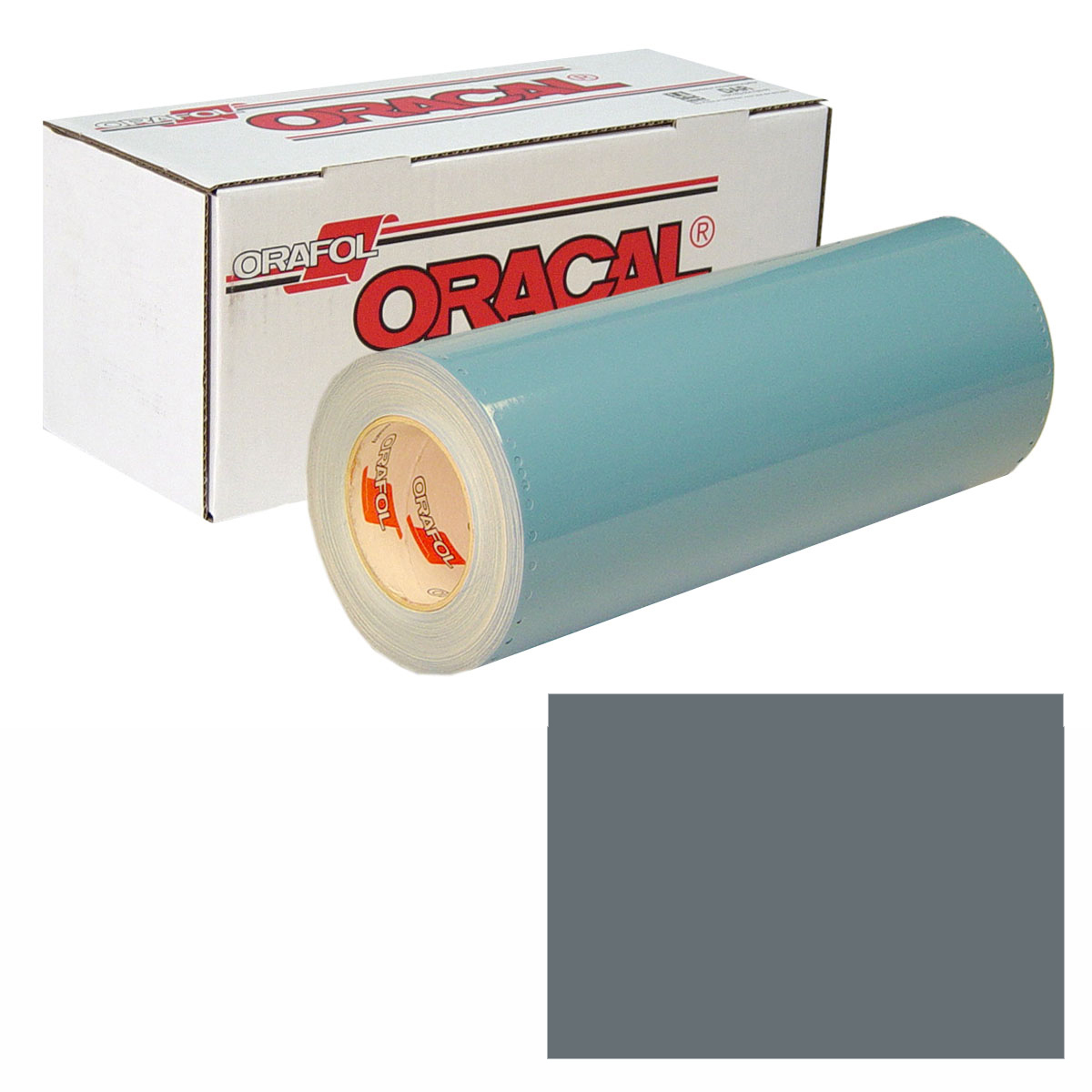 ORACAL 751 Unp 24in X 50yd 713 Iron Grey