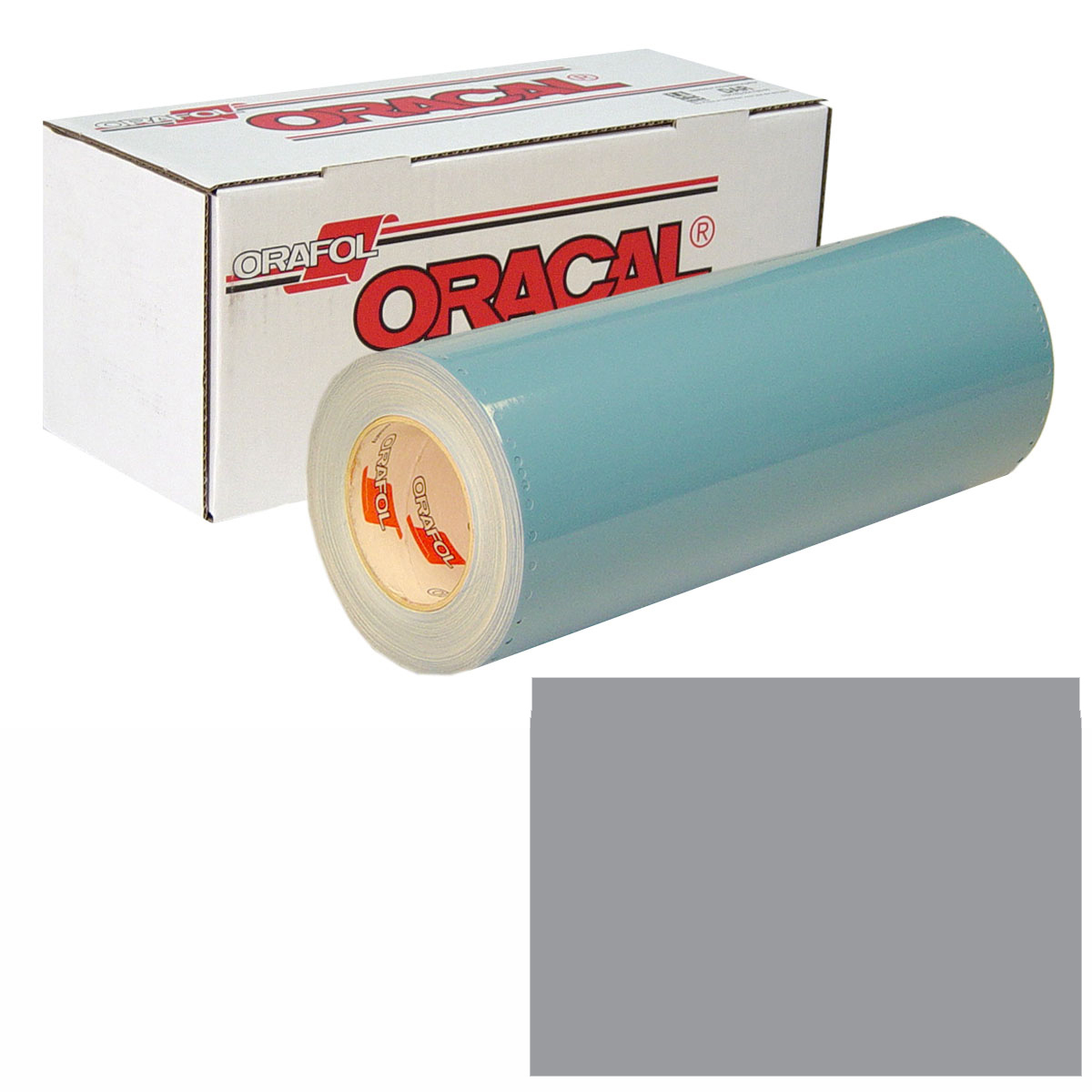 ORACAL 751 Unp 24In X 50Yd 074 Middle Grey