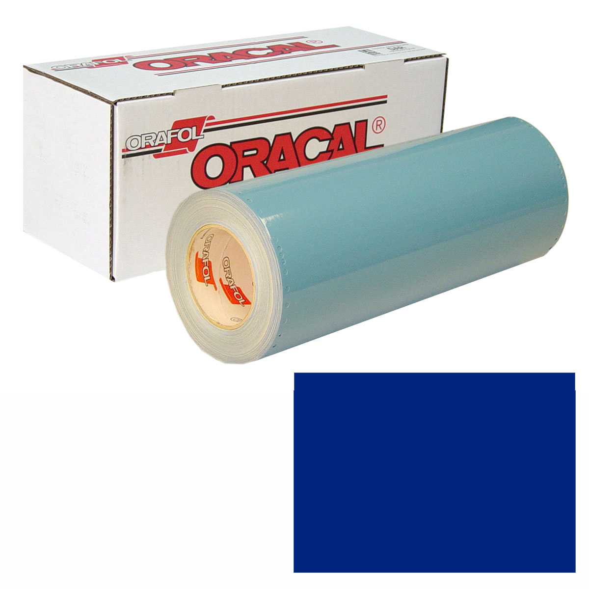 ORACAL 751 30in X 50yd 536 Middle Blue
