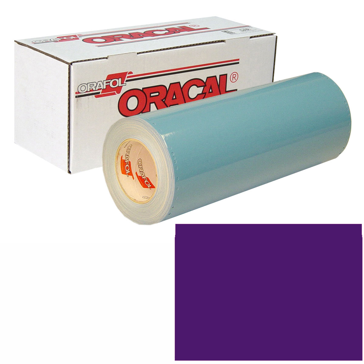 ORACAL 751 Unp 48in X 10yd 040 Violet