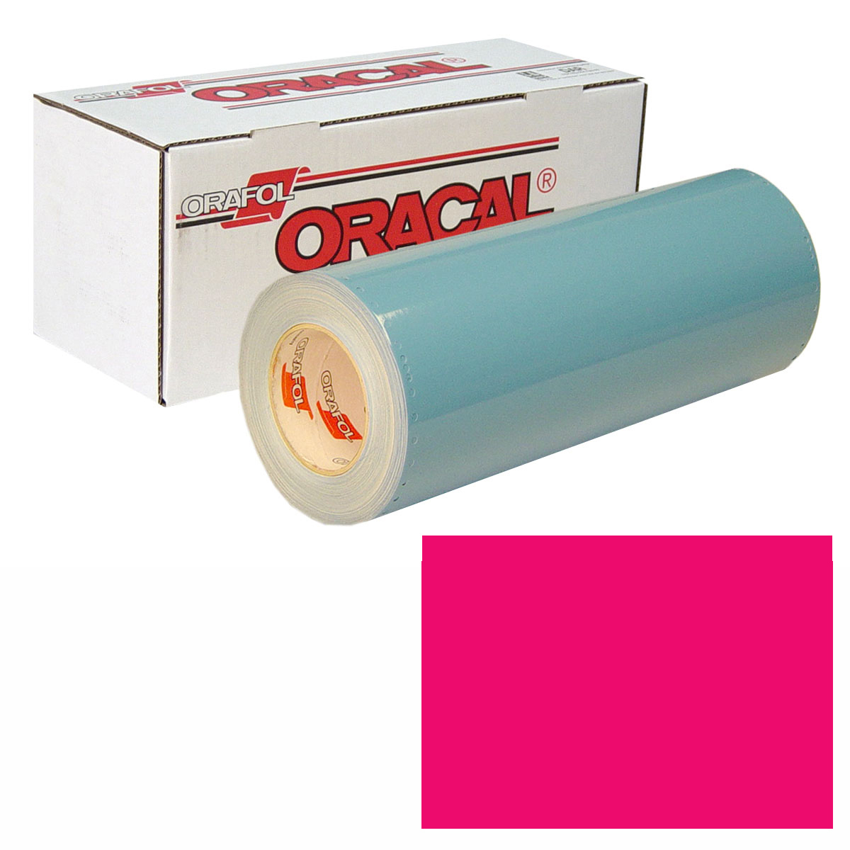 ORACAL 751 Unp 48in X 50yd 041 Pink