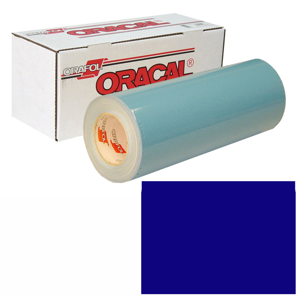 ORACAL 751 Unp 48in X 50yd 049 King Blue