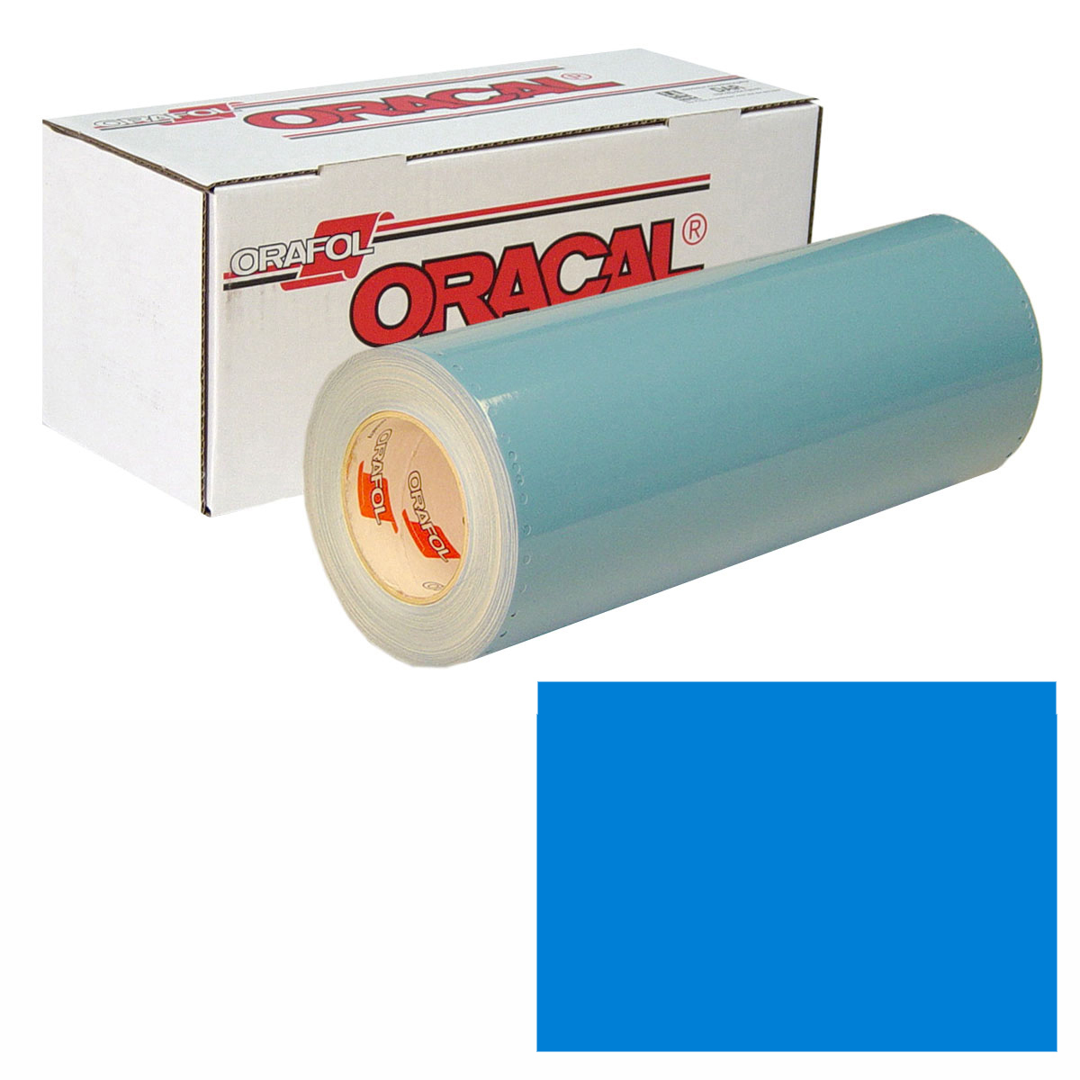 ORACAL 751 Unp 48in X 50yd 517 Euro Blue