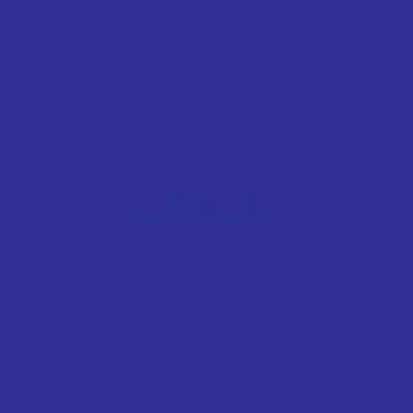 3M 230 15in X 10yd Translucent Royal Blue