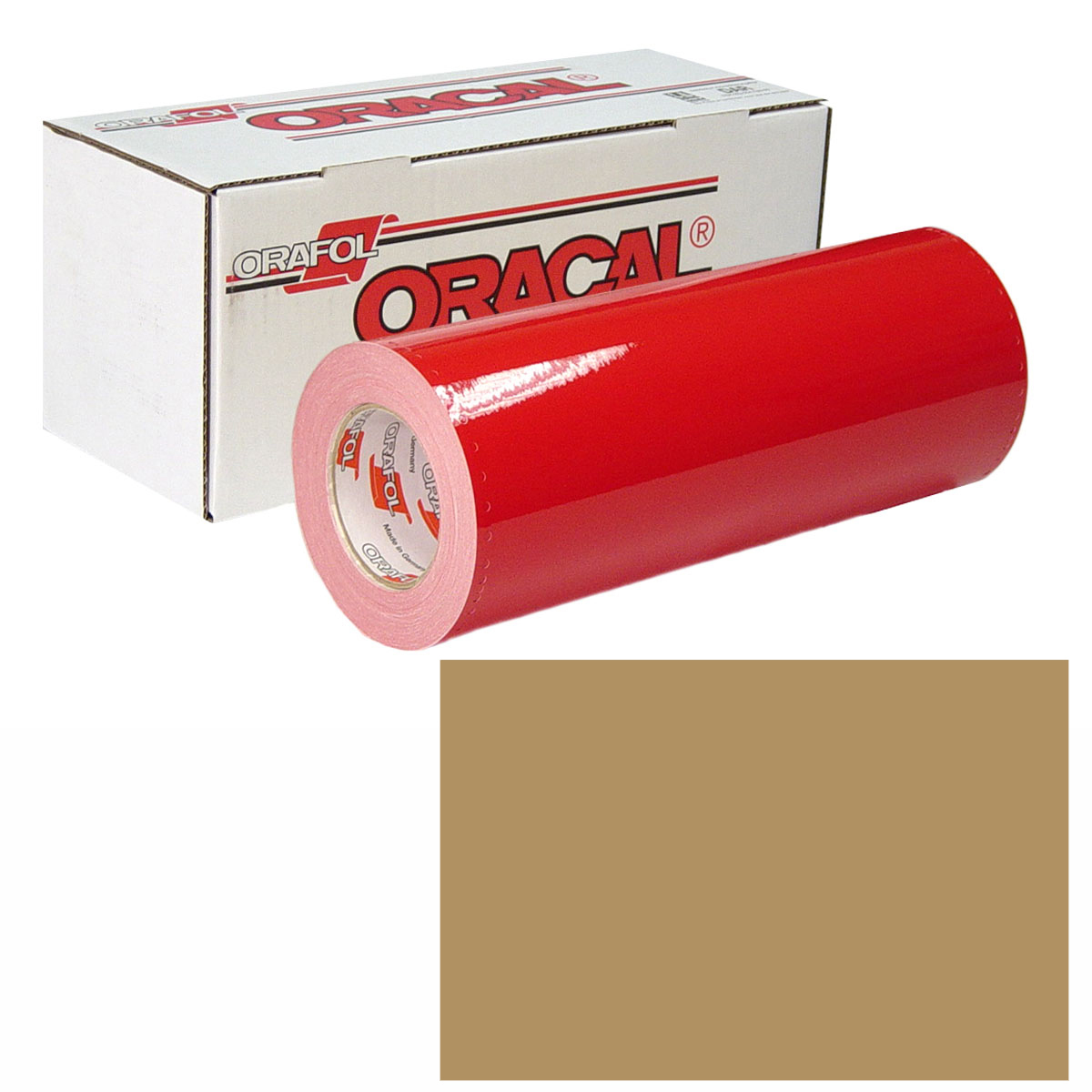 ORACAL 951M 15In X 10Yd 091 Gold