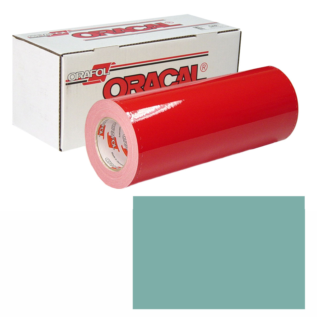 ORACAL 951M 15in X 10yd 674 Mint Metallic