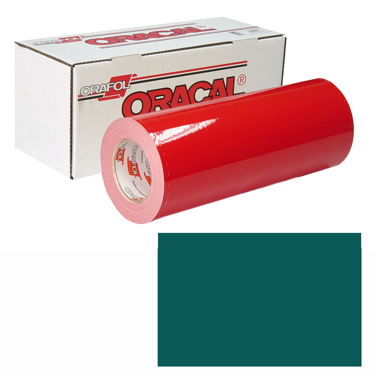 ORACAL 951M Unp 24In X 50Yd 675 Sea Green Met