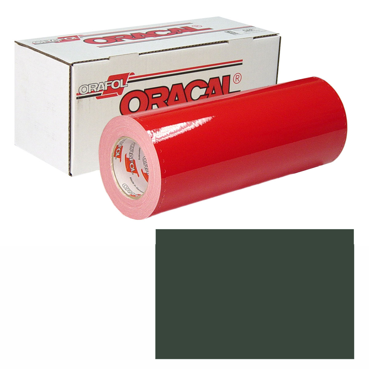 ORACAL 951M 15In X 50Yd 678 Autumn Green Met